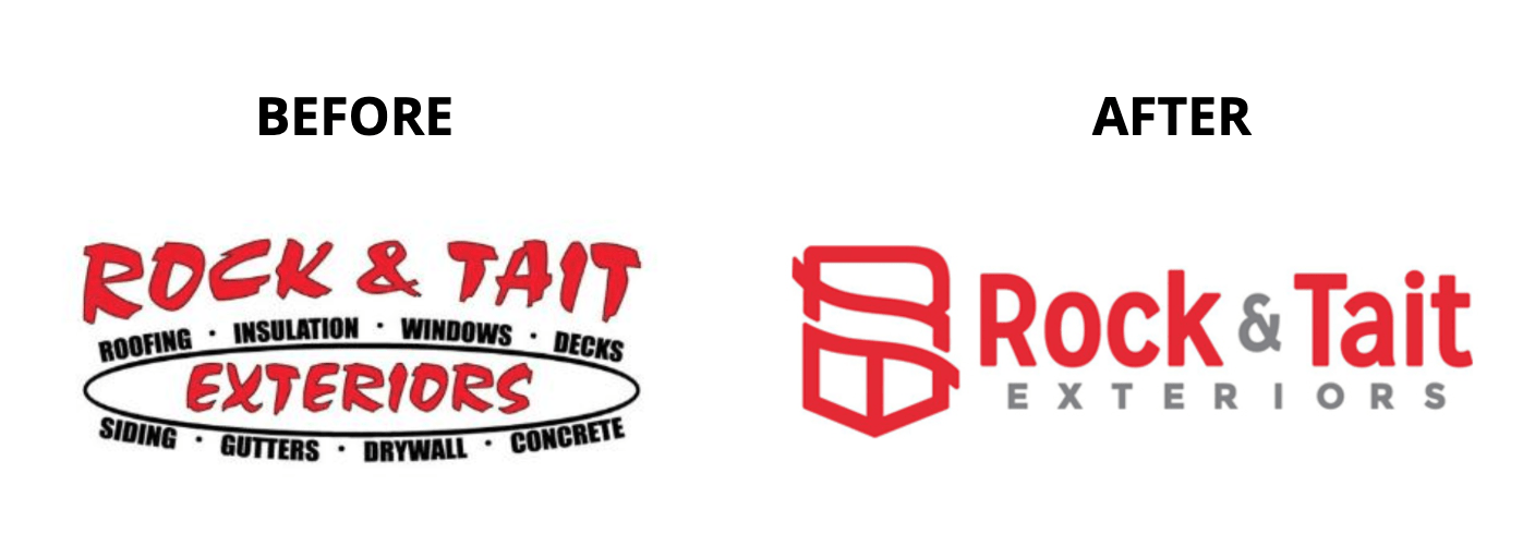 Rock & Tait rebrand and updated logo