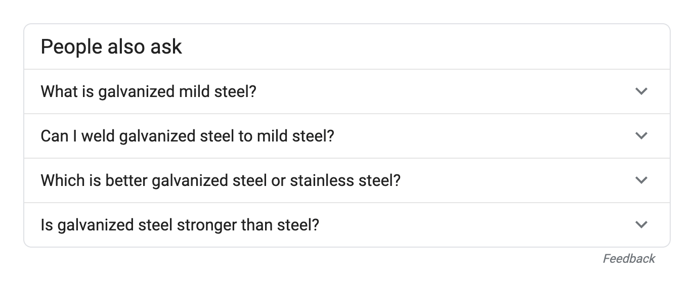 industrial seo content ideas