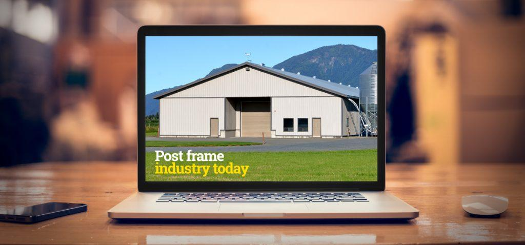 post frame web design