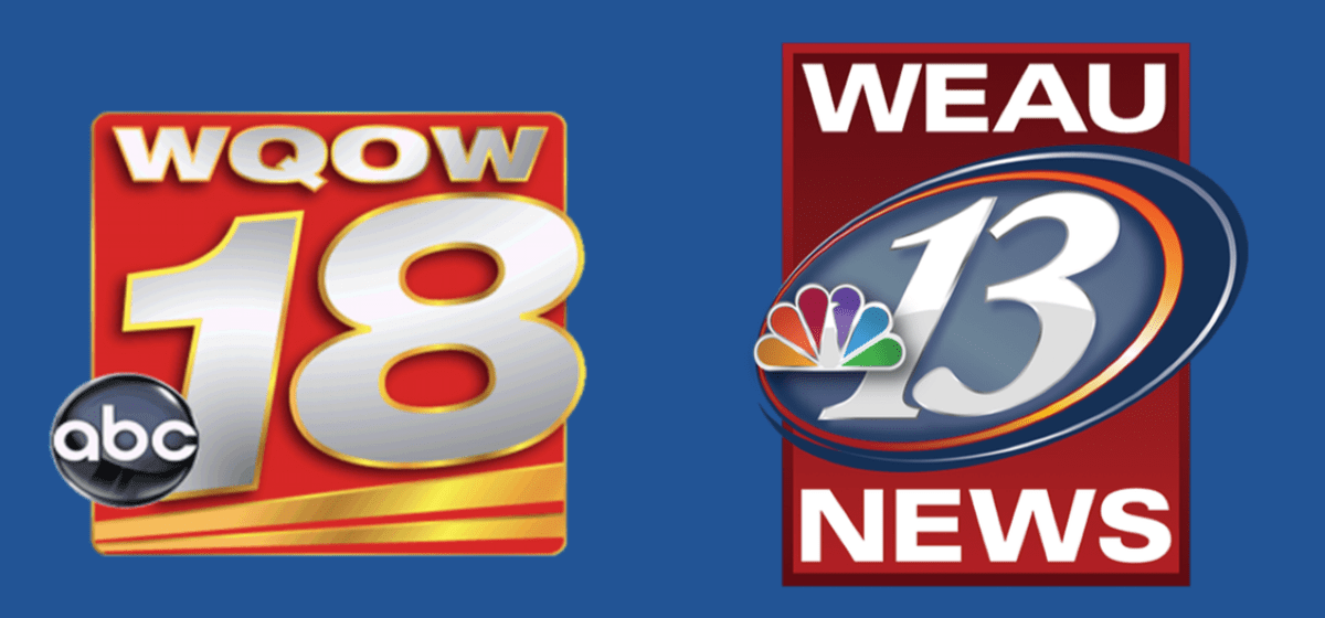 weau and wqow eau claire news tv stations