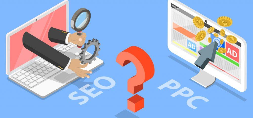 Which One is Better to Rank? SEO or PPC?